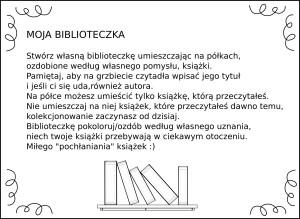 moja biblioteczka 1b